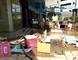 Debris Strewn Across Changsha, Hunan, Following Rains and Flooding