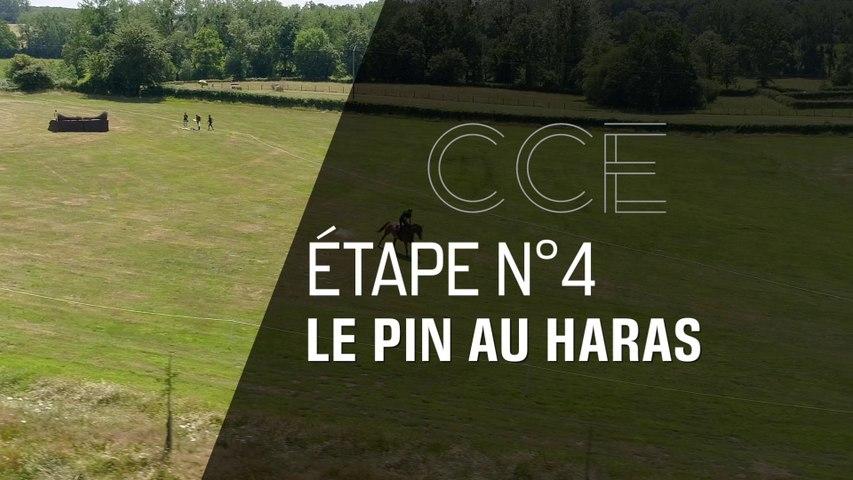GRAND NATIONAL : LE MAG - CCE n°4 au Pin au Haras