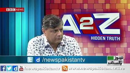 A2Z With Salik Majeed Topic- Kia Joditcial Masshalla lag jaye ga