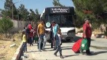 Kilis Türkiye'ye Dönen Suriyeli Sayısı 27 Bini Aştı