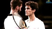 """Wimbledon - Benoît Paire : """"Je suis à part mais je suis très bien"""""""