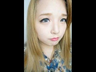 (Tutorial♥) Brown Natural Gyaru Make up
