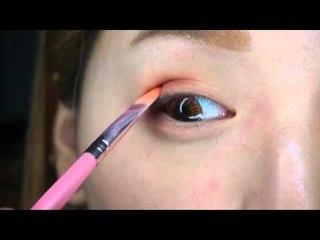 (Tutorial♥) Powerpuff Girls Blossom Make-up