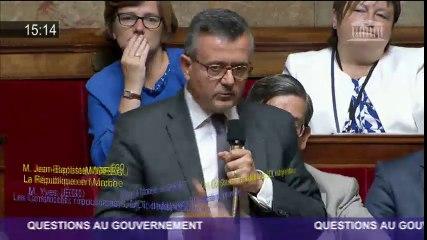Yves Jégo • QAG • 5 juillet 2017