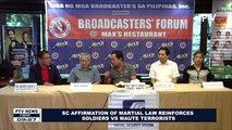 SC affirmation of Martial Law reinforces soldiers vs Maute terrorists