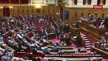 Edouard Philippe : « Le Sénat est un pôle d'équilibre »