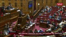 """Philippe Dallier critique le """"cynisme"""" du gouvernement"""