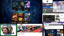 League of Legends Sivir Victory Build Wicked Gameplay Streaming By Dean%27s Daily Doses