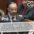 «Vous craigniez que je sois le prési… le Premier ministre, pardon!»: Le lapsus d'Édouard Philippe