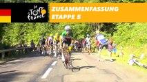 Zusammenfassung - Etappe 5 - Tour de France 2017