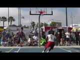 4 foot Venice Beach Star Calls Out Lebron James For One on One Game
