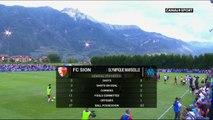 FC Sion 2 - 3 Olympique Marseille - Les Buts et Résumé - All Goals (5/7/2017)