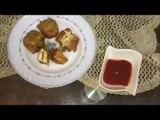 Stuffed paneer pakoda-cottage cheese fritter- schzewan paneer pakoda-quick and easy paneer recipe-