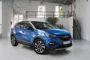 Présentation vidéo - l'Opel GrandLandX en détails
