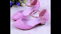 Pour vidéo et robes de princesse chaussures filles 3 3