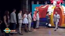 Alejandra Barros en ¡Ya te cargo el payaso en programa hoy...