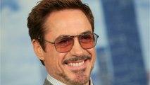 Robert Downey Jr. Talks Spider-Man: Homecoming Role