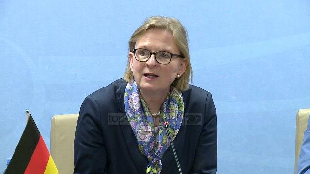 Ambasadorja gjermane: Do t'i njohim zgjedhjet edhe pa PD - Top Channel Albania - News - Lajme