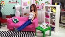 Vêtements bricolage poupée Comment enfants faire faire faire jupe à Il jouets tutoriel Barbie tutu ntc