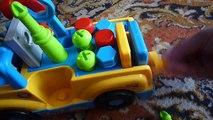 Jouets machines pro avec examen vidéo Designer enfants suite doutils de la machine