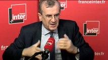 """François Villeroy de Galhau : """"Si nous faisons des réformes, nous pouvons viser d'être à 7% de taux de chômage."""""""
