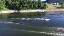 Water Jump Ski Nautique Villers Le Lac