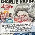 Nabilla vexée (ou amusée ou on sait pas trop) par la Une de «Charlie Hebdo»