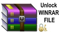 Crack password protected ZIP and WinRAR files with Python - video