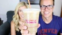 Cold Brew Coffee: Starbucks VS Dunkin Donuts