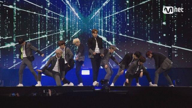 KCON 2017 NY×M COUNTDOWN |SF9 _ INTRO + 쉽다 (Easy Love)