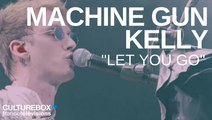 Machine Gun Kelly - Let you go - live @ Main Square