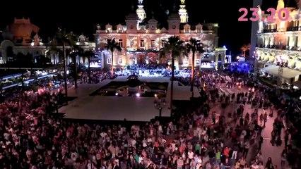 Le time-lapse de la première F(ê)aites de la Danse à Monaco