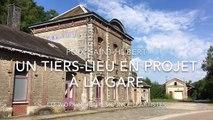 """Poix-Saint-Hubert: un """"tiers-lieu"""" en projet à la gare"""