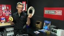 Tuto mécanique de MotoMag  : changer ses plaquettes de frein