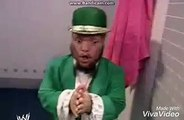WWE RAW Melina Backstage showering