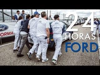 Así fueron las 24H Ford 2017   Diariomotor