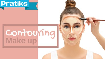 How to achive a contouring make up ?