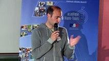 """Journée de l'innovation - Projet """"Nouvel aménagement de la salle de classe"""""""