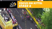 Graphic near live - Étape 6 / Stage 6 - Tour de France 2017
