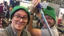 On a testé l'Escape Game Zelda à Japan Expo, notre avis légendaire