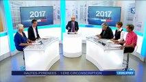 HAUTES-PYRÉNÉES - Jean-Bernard SEMPASTOUS élu député de la 1ère circonscription des HAUTES-PYRÉNÉES