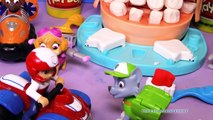 Un à arrêter chasse percer remplir fait du parodie patrouille patte jouer jouets vidéo Nickelodeon doh n p