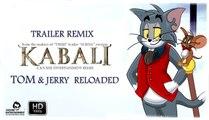 Kabali Tom | Kabali Trailer Tom & Jerry Remix | Joker Entertainment