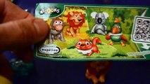 Hadas apertura con aney Kynder syurpryzы melones Los melones de hadas de Disney Serie 3