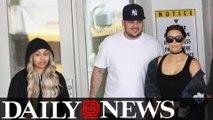 Kardashians stay silent after Rob posts Blac Chyna revenge porn