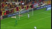 Fedor Cernych Goal SD - Jagiellonia 2 - 0 Dinamo Batumi - 06.07.2017 (Full Replay)