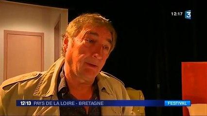 JT France 3 - Erling au Festival d'Avignon 2017 avec Alexandre Fabre