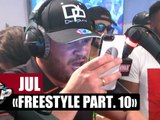 [INÉDIT] Jul freestyle Part. 10 #PlanèteRap