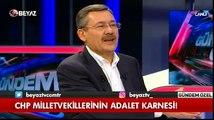 Melih Gökçek: Eren Erdem Kılıçdaroğlu'nun hizmetinde