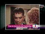 Inicia la pelea por la  herencia del hijo de Cantinflas | Noticias con Yuriria Sierra